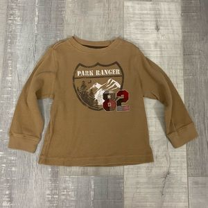 🍭Gymboree Long Sleeve Cotton Shirt